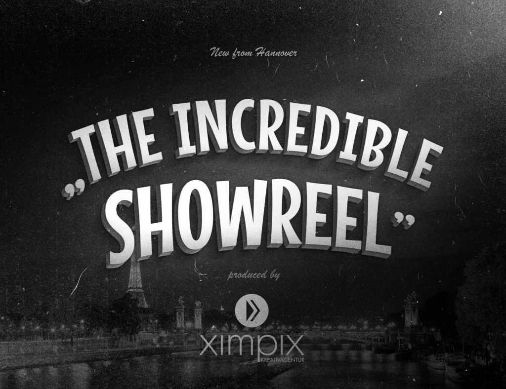 The Incredible Showreel Hannover 2020